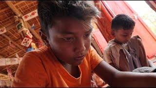 ロヒンギャ難民の子どもたちを癒す「心のケア」/日本ユニセフ協会
