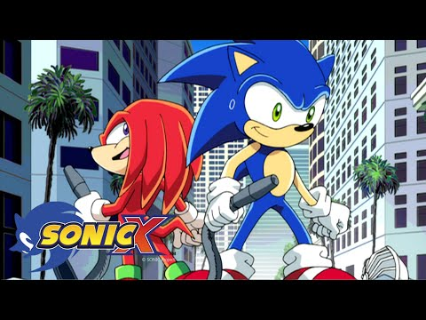 [OFFICIAL] SONIC X Ep 43 - Mean Machines