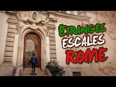 Podivuhodná mezipřistání: Řím
