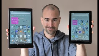 Amazon Fire HD 8 vs 10 - Which budget tablet is best?