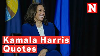 Kamala Harris Quotes On Crime, Abortion, Black Lives Matter And More