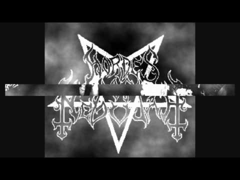 HORDES OF NEBULAH (U.S.) - Black Canonization (Promo Video)