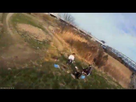 Armattan f1-4b chase and tag