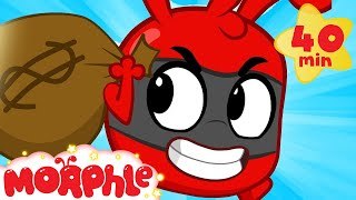 Bad Morphle - Halloween | My Magic Pet Morphle | Cartoons For Kids | Morphle TV