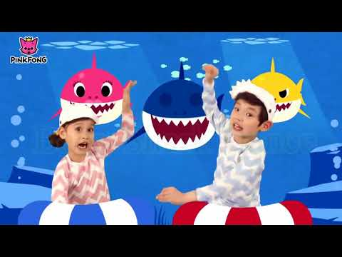 Baby Shark Dance Sing and Dance ! Animal Songs