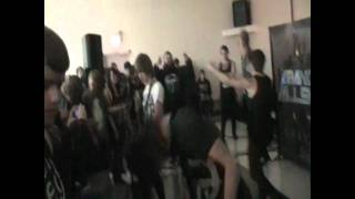 Bro My God   Abandon All Ships in Riverview, NB October 23, 2010