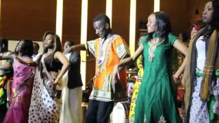Ark of Praize 1 - African Dance