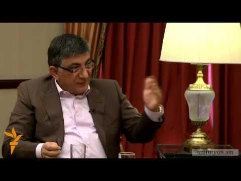 Հրայր Թամրազյանի հարցազրույցը Խաչատուր Սուքիասյանի հետ