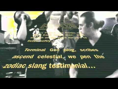 WORDY BUMS - SLANG TESTIMONIAL