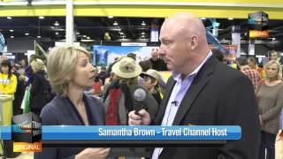 Travel Channel Host Samantha Brown's Best Tips for Novice Travelers Going Abroad