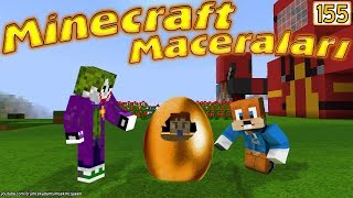 JOKERİN ÇOCUĞU OLDU - Minecraft Maceraları 155. Bölüm