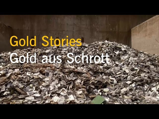 Gold Stories: Episode #15: Gold aus Schrott holen?