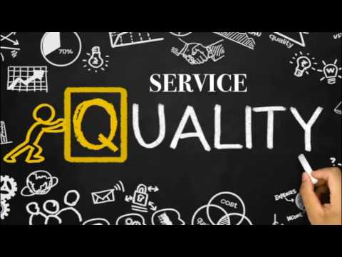 Five Dimensions of Service Quality