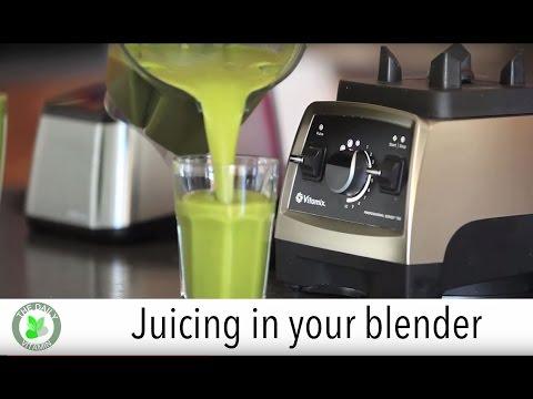 Video Dr. Oz - Juicing Recipes - Blendtec vs Vitamix - Nutribullet vs Ninja - Oz - Green Juice - Blend