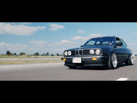 BMW E30 325es USA by Dymek | jvkubPicutres