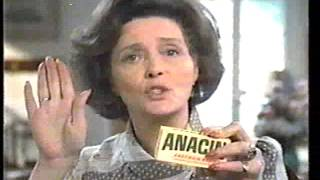 Patricia Neal 1982 Anacin Commercial