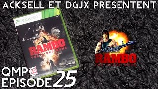 [QMPC #025] Rambo - The Video Game (Xbox 360 - 2013)