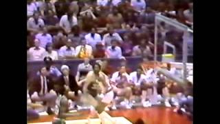1981 NBA Finals - Boston vs Houston - Game 6 Best Plays