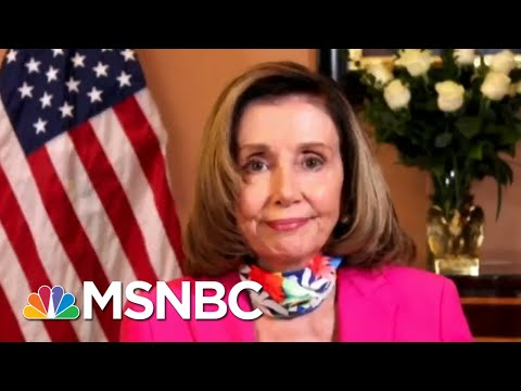 Pelosi On Confirmation Of Amy Coney Barrett: 'Very Sad Day For Our Country' | All In | MSNBC