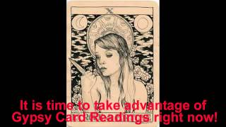 Gypsy Card Reading Meanings