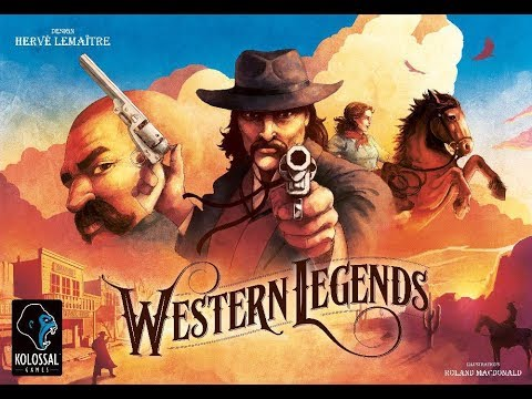 Dad vs Daughter - Western Legends
