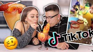 We TASTED viral MEXICAN DRINK TIK TOKS | YesHipolito