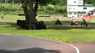 preview picture of video 'Roller Rennen Liedolsheim 2012'