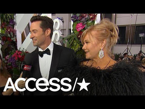 Hugh Jackman On His Friendship With Zac Efron & His Marriage To Deborra-lee Furness | Access