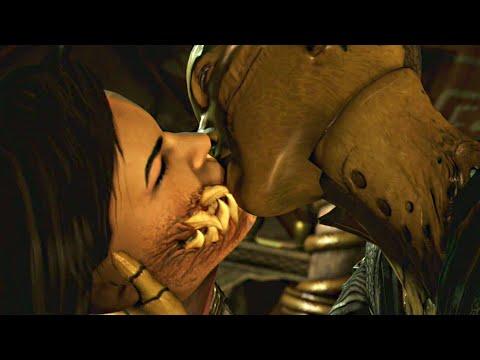 Mortal Kombat X · D'VORAH KILLS MILEENA (Story Campaign) | MKX