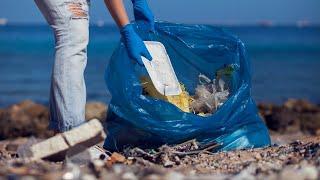 Φαντάζεσαι μία θάλασσα με περισσότερα πλαστικά από ψάρια; Title