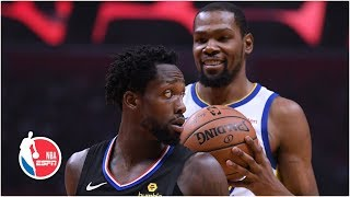 Kevin Durant, Warriors dominate Patrick Beverley and Clippers in Game 3   NBA Highlights