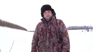 Ловля налима зимой на червя