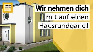 Ein Haus, eine Basis, 1000 Möglichkeiten! Ytong Bausatzhaus.