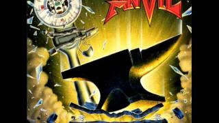 Machine Gun - Anvil