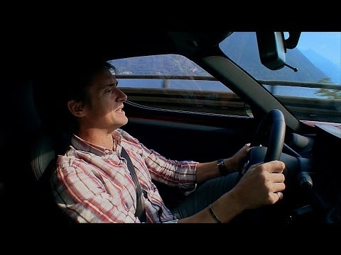 Richard Hammond's Alfa races a jet ski around Lake Como – Top Gear: Series 21 Episode 2 – BBC Two