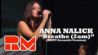 "Anna Nalick - ""Breathe (2am)"" Live Acoustic (RMTV Official)"