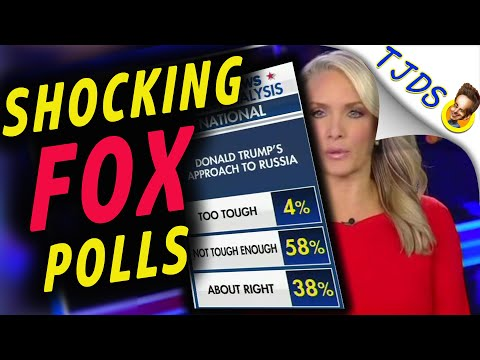 Shocking Election Night Fox Polls -- What Americans Want!