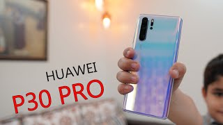 Huawei P30 Pro Review (Hindi) - Best Premium Smartphone With Superb Zoom Features