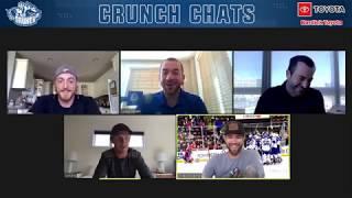 [SYR] Crunch Chats: Taormina, Condra, McKenna, D'Uva