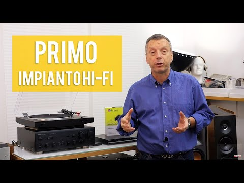 PRIMO impianto Hi-Fi ECONOMICO - Introduzione