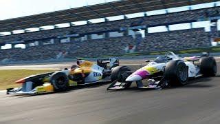Formula A Vs Formula X - Nürburgring GP (PC2)