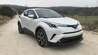 2018 Toyota C-HR – Redline: Review