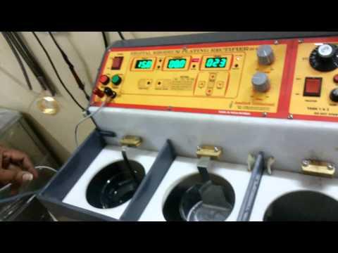 RH2 Gold Plating Machine