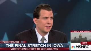 Phillip Talks Iowa Caucuses & the 2016 Presidential Race | MSNBC