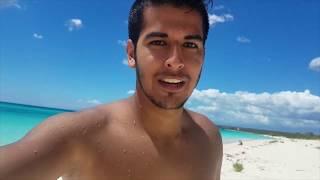 preview picture of video 'LA PLAYA MAS CRISTALINA DEL MUNDO!-Bahía de las Águilas-Luis Vallejo'