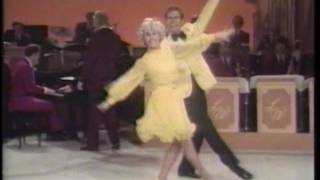 Cissy King and Bobby Burgesss dance to Cheek to Cheek