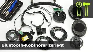 Bluetooth-Kopfhörer zerlegt - Allgemeine Informationen - Reparieren, Akkutausch? (DC01)