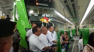Selama 4 Hari Pemerintah Gratiskan Perjalanan Solo-Kutoarjo Gunakan KA Solo Express