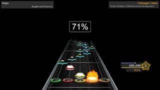 Clone Hero (re)charts: Angra - Angels and Demons