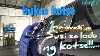 How to unlock car door if keys left inside your car?...